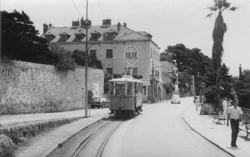 Tramvaj u Dubrovniku Dubrovnik3.2a